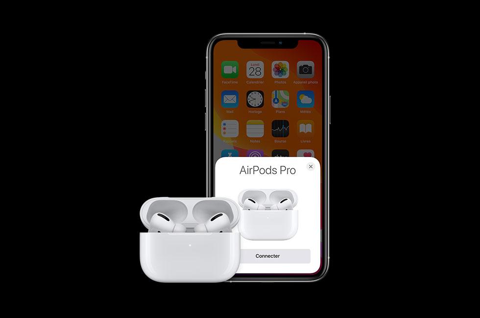 Nouveaux AirPods Pro