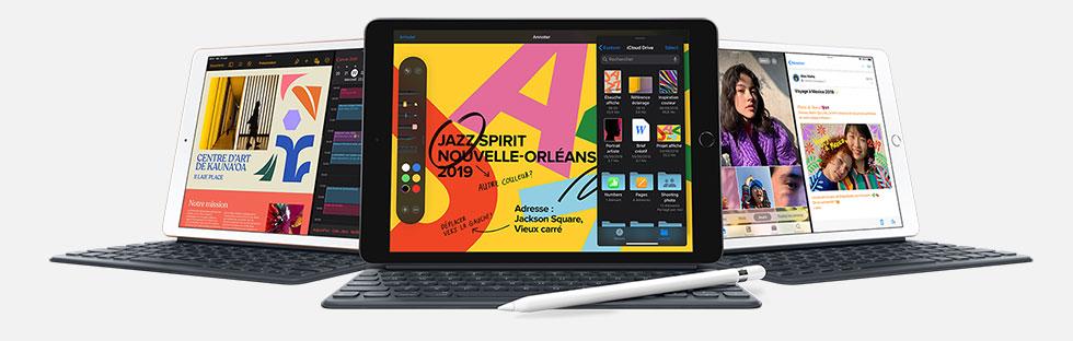 Nouvel iPad 10,2 pouces