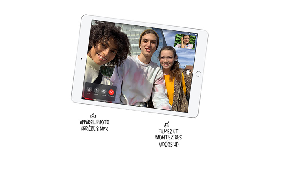 Nouvel iPad 2019